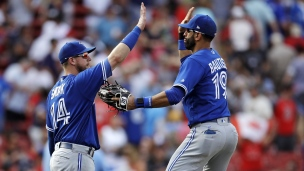 Blue Jays 8 - Red Sox 6