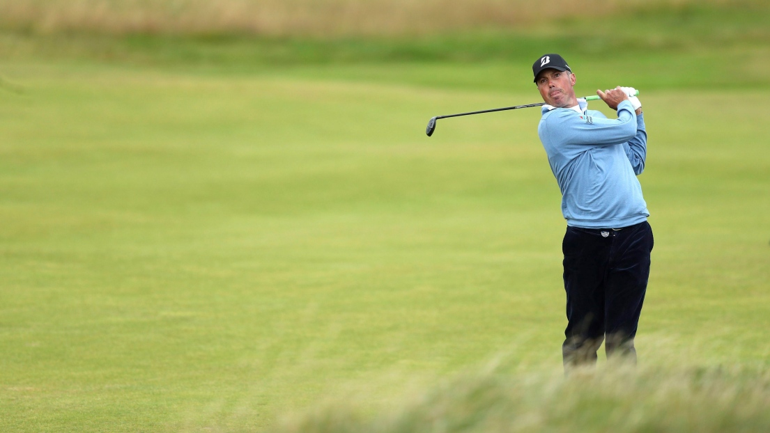 Spieth seul en tête au British Open après le 2e tour — Golf