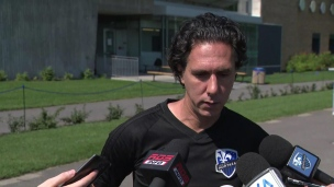 Le point de presse de Mauro Biello