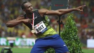 Bolt remporte le 100 m de Monaco
