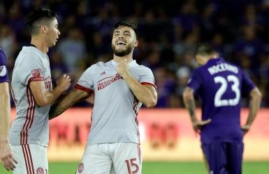 L'Atlanta United FC arrache la victoire