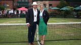 Andy Roddick et Kim Clijsters