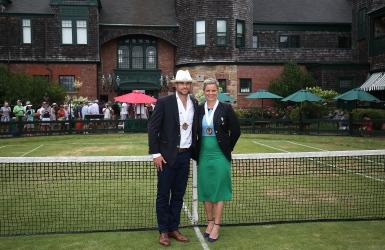 Roddick et Clijsters deviennent immortels
