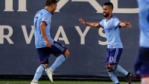 New York City FC 2 - Fire 1
