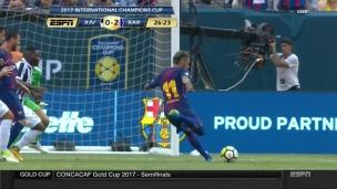 Neymar prouve qu'il vaut tout l'argent du monde