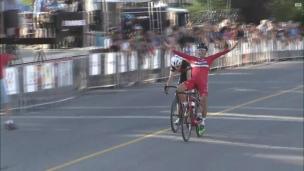 Riley Sheehan aux commandes du Tour de l'Abitibi après 6 étapes