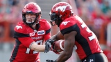 Bo Levi Mitchell et Jerome Messam