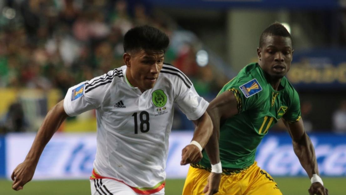 La Jamaïque élimine le Mexique