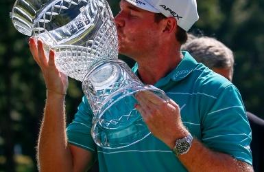 Premier titre de la PGA pour Murray