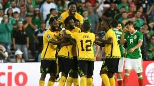 Mexique 0 - Jamaïque 1