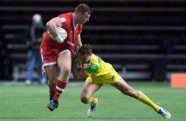 Les Eagles embauchent un joueur de rugby