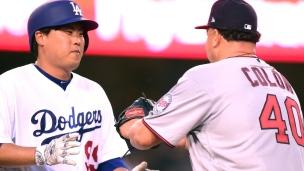 Twins 4 - Dodgers 6