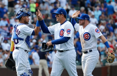 Les Cubs remportent la bataille de Chicago