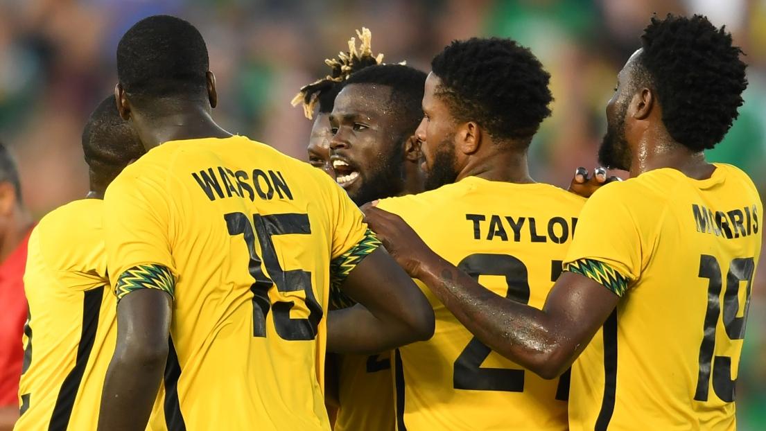 Les Américains l'emportent face aux Jamaïcains en finale — Gold Cup