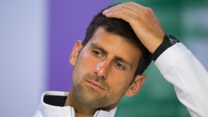 Novak Djokovic met un terme à sa saison