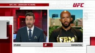 Entrevue avec Demetrious Johnson