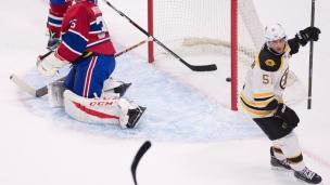 Spooner et les Bruins évitent l'arbitrage