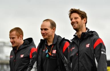 Grosjean chez Haas pour y rester