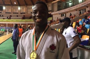 Judo : 5 médailles pour les équipes canadiennes