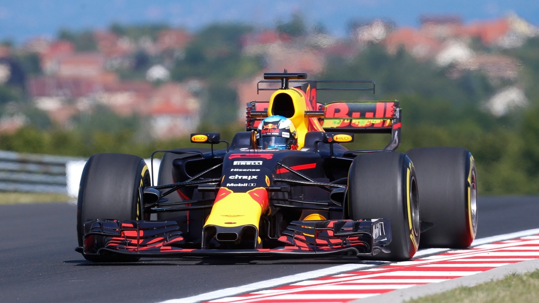 GP Hongrie-Libres 3: Ferrari impressionne