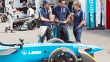 Nico Prost, Sébastien Buemi et Alain Prost