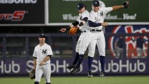 Rays 1 - Yankees 6