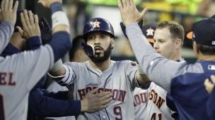 Astros 6 - Tigers 5