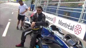 Patrick Carpentier aura sa chance en Formule E