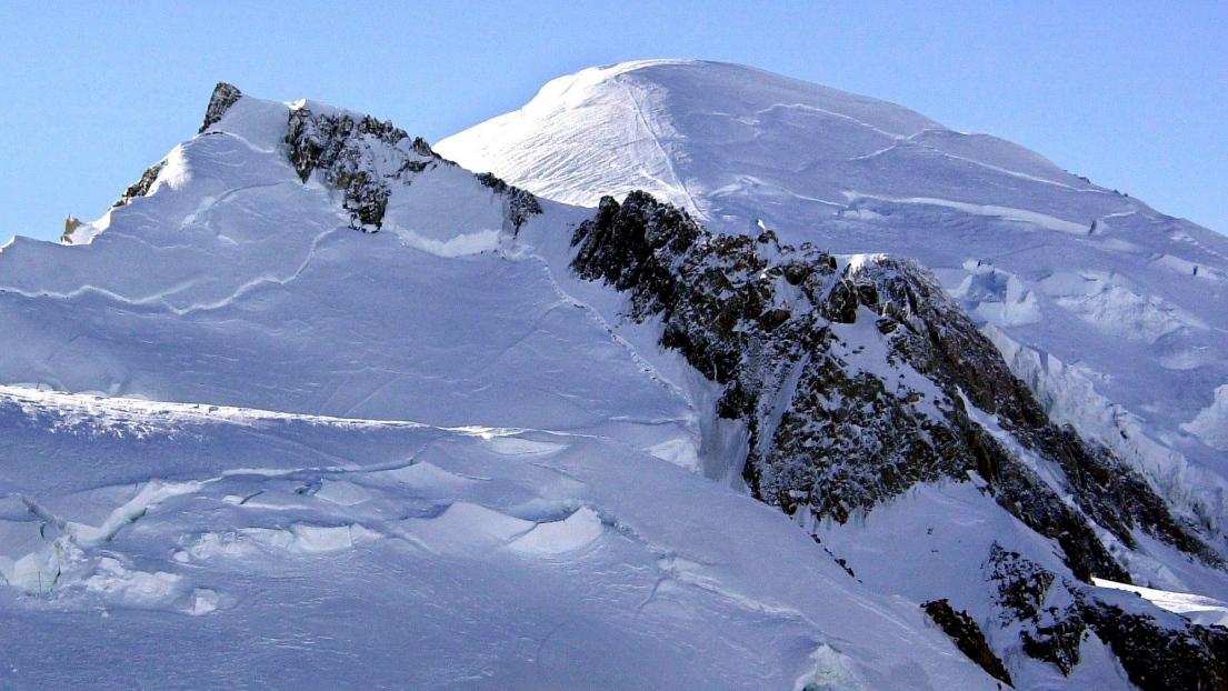 Trois alpinistes trouvent la mort — Mont-Blanc
