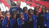 L'équipe québécoise de basketball féminin aux Jeux du Canada