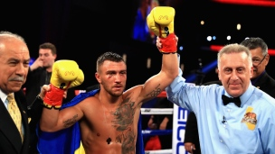 Vasyl Lomachenko dispose facilement de Miguel Marriaga