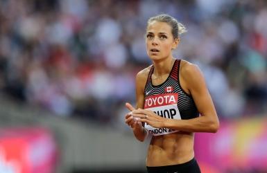 Mondiaux d'athlétisme : Bishop 5e au 800m