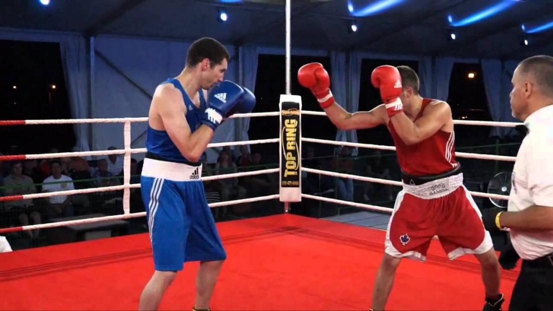 Vincent Thibault contre David O'Reilly