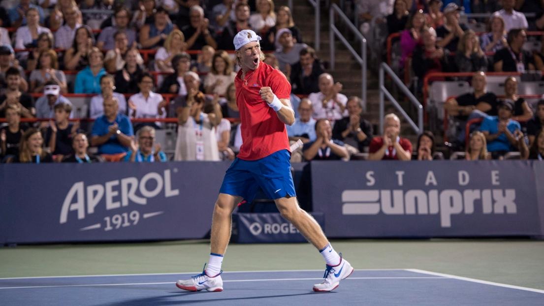 Zverev rejoint Federer en finale à Montréal — Tennis