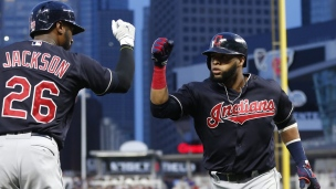 Indians 8 - Twins 1