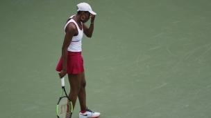 Ashleigh Barty se paie Venus Williams