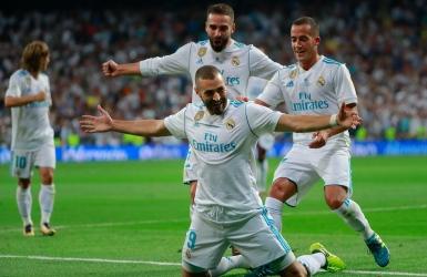 Le Real remporte la Supercoupe d'Espagne
