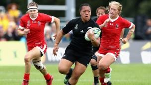 Canada 5 - Nouvelle-Zélande 48
