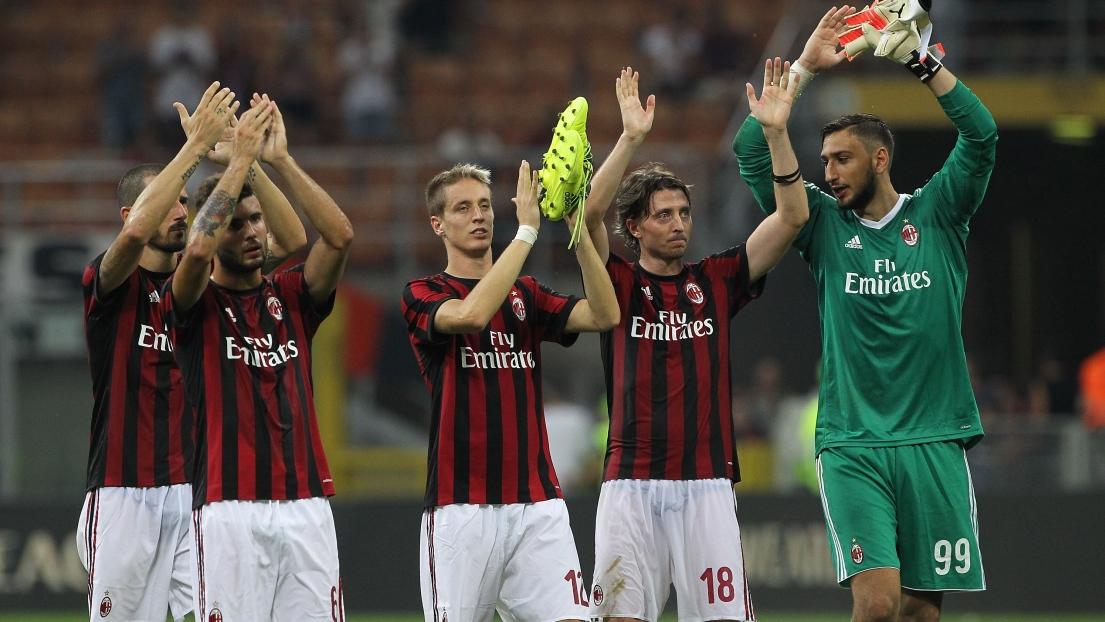 L.Europa - Milan cartonne, l'Ajax dos au mur