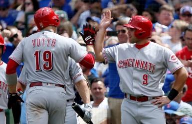 MLB : Six circuits des Cubs dans la défaite
