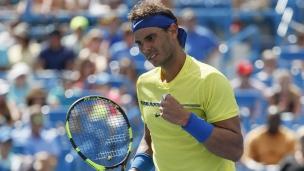 Nadal remporte la première de ses deux missions
