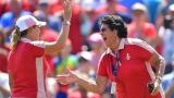 Les Américaines mènent la Solheim Cup