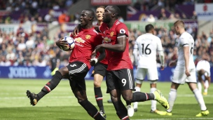Swansea City 0 - Manchester United 4