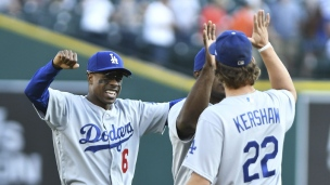Dodgers 3 - Tigers 0