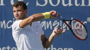 Une première finale de Masters pour Grigor Dimitrov