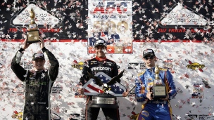 Will Power remporte l'épreuve de Pocono