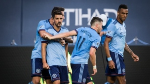 New York City FC 2 - Revolution 1