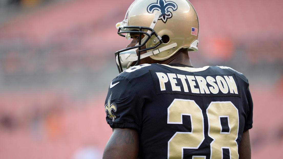 Adrian Peterson prend le chemin de l'Arizona