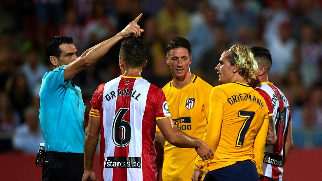 Antoine Griezmann insulte l'arbitre, il est suspendu pour 2 matches — Foot