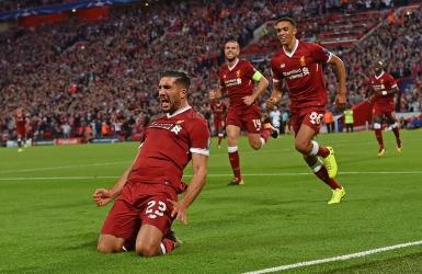 C1 : Liverpool passe en phase de groupes